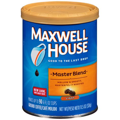 Maxwell House by Maxwell House Ground Coffee Breakfast Blend 29 3 Oz