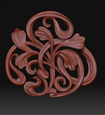 zbrush ornament tutorial 17 best images about 3d jewelry on pinterest sketchbook