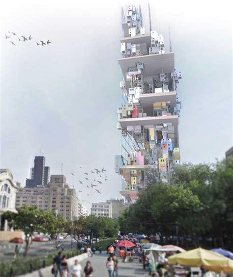 Mexico City Buildings Architects, Architecture e architect
