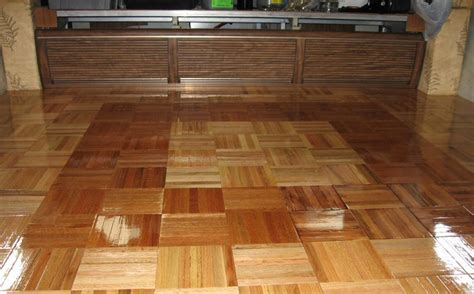 interlocking finished wood parquet tile flooring installation how to build a house