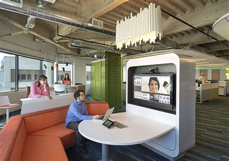 technology office decor tech leads the way in office design sfgate