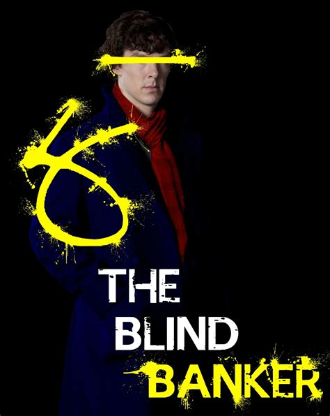 Sherlock The Blind Banker sherlock poster the blind banker by bradymajor on deviantart