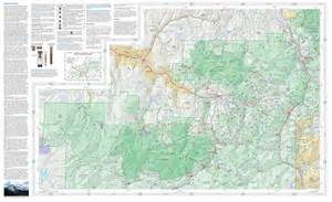 colorado national forest maps uncompahgre national forest mountain division maplets