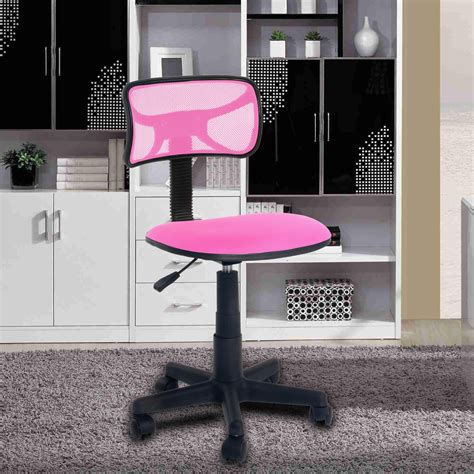 Pink Student Desk by Pink Ergonomic Mesh Computer Office Chair Desk Midback Kid