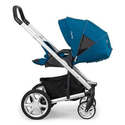 Stroller Kereta Nuna Mixx 2 Caviar Black Special Edition true flat recline of the nuna mixx stroller allows for plenty of space to sleep or stretch learn