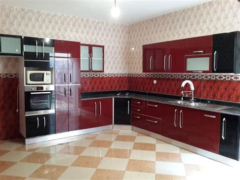 cuisines 駲uip馥s algerie d 233 coration cuisine moderne algerie