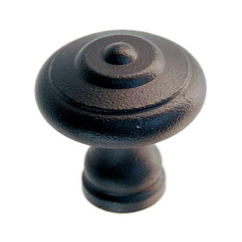 Iron Cabinet Knobs restorers classic black cast iron cabinet knob s restorers 174