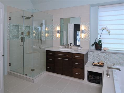 design a bathroom remodel space with a contemporary bath remodel carla