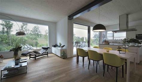 wohn und esszimmer zusammen das einfamilienhaus zwillingshaus im gr 252 nen