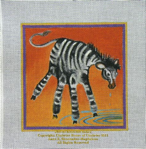 annies current paintings childrens hand print zoo