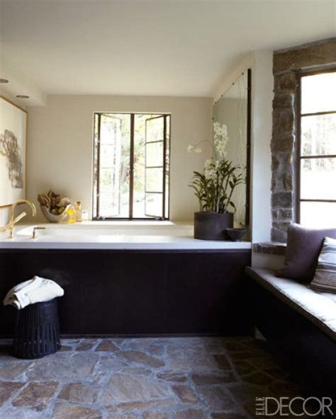 elle decor bathrooms elle decor bathrooms powder rooms pinterest stone