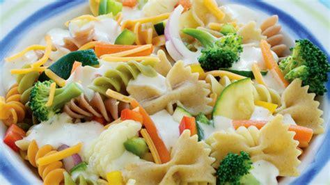 chicken bowtie pasta salad recipe dishmaps
