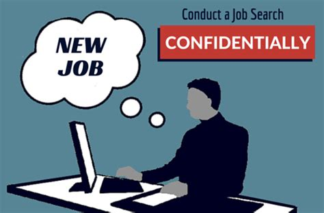 Conducting A Search While Employed How To Conduct A Confidential Search While Employed
