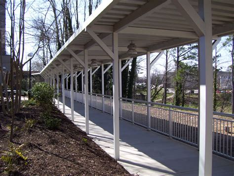 Boat Awnings Canopies Covered Walkway Canopies From Mitchell Metals On Aecinfo Com