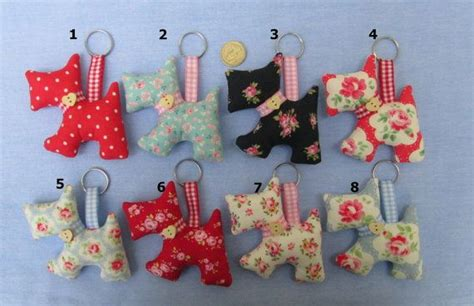 Site Pour Dessiner 5200 by Scottie Key Ring Bag Charms Made With Cath