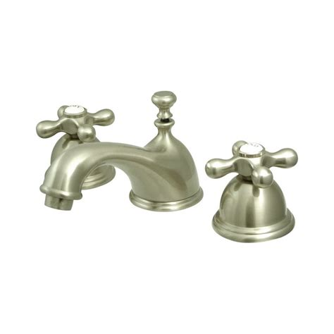 Chicago Faucet Handles by Shop Elements Of Design Chicago Satin Nickel 2 Handle