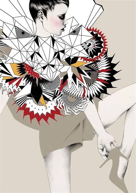 fashion illustration on photoshop fashion illustration