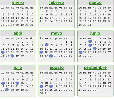 Calendario De Enbarazo Calendario De Un Embarazo Imagui