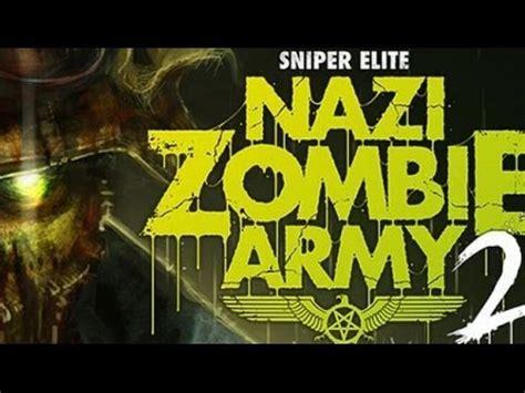 tutorial sniper elite nazi zombie army tutorial como poder descargar e instalar el sniper elite