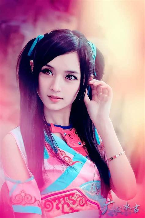 hermosas chiscas japonesas cosplay noticiasy todo
