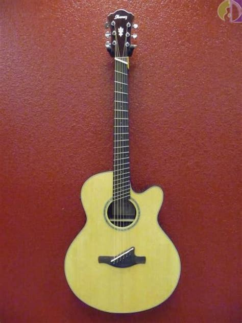 fanned fret acoustic guitar ibanez aelff10nt fanned fret acoustic electric guitar