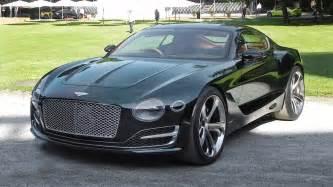 Bentley Six Bentley Exp 10 Speed 6 Sound Start Up Revs