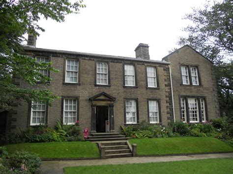 Best Site For House Plans by Bronte Parsonage Museum Haworth England Hours Address