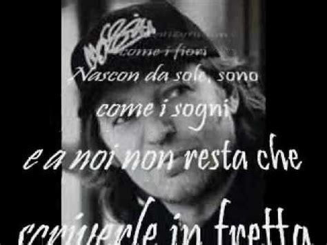 canzoni di vasco titoli free canzoni vasco frasi mp3 song gheea