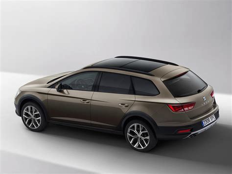 seat reveals x perience 4drive the allroad