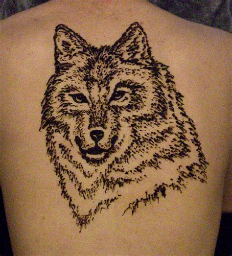 henna tattoo wolf henna wolf by cyle on deviantart