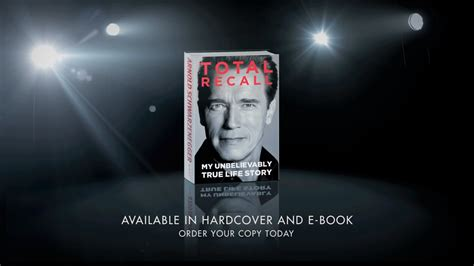 total recall my unbelievably true life story book arnold book review total recall my unbelievably true life