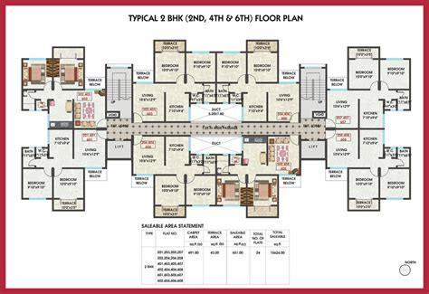 eiffel tower floor plan 2 3 bhk luxurious flats for sale in chakan pune