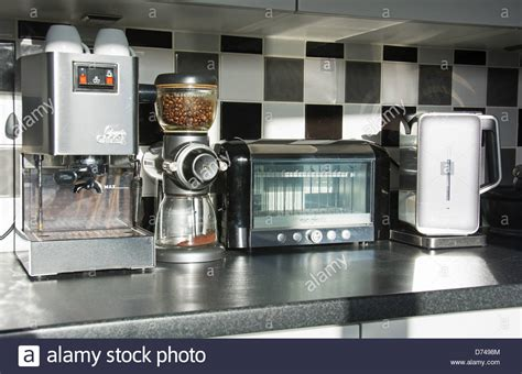 contemporary kitchen appliances modern kitchen appliances coffee machine bean grinder
