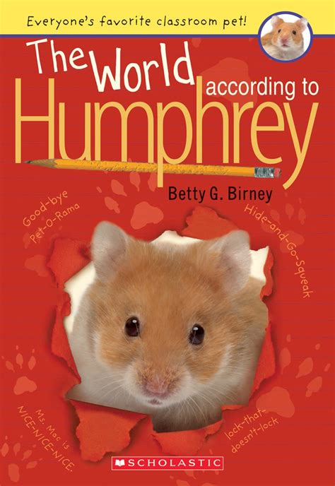 Betty The Book the world according to humphrey by betty g birney