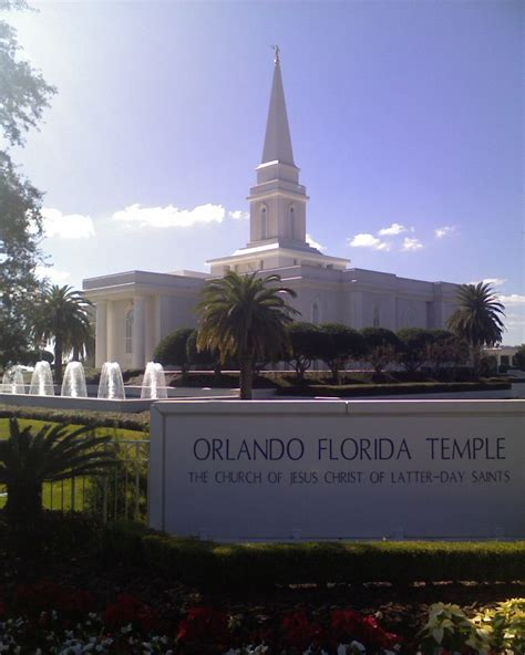 Search Number Florida Orlando Florida Temple