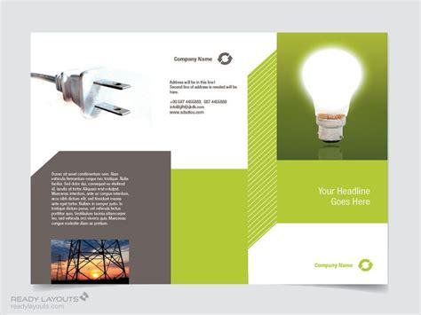 30 contoh desain brosur lipat tiga 30 trifold brochure 17 best images about brochure design on pinterest