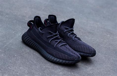 Adidas Yeezy 350 Black Reflective by Adidas Yeezy Boost 350 V2 Black Reflective Fu9006 Release Date Sbd