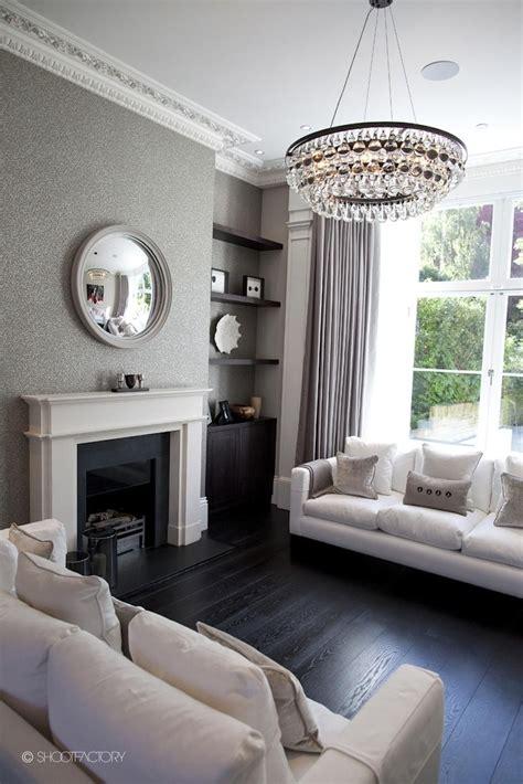 wallpaper  mirror living room living room mirrors