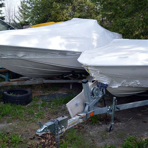 mach boats shrink wrap shrink wrapping keeps your boat - Boat Shrink Wrap Prices
