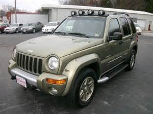 2002 jeep liberty renegade 4wd for sale in boonville