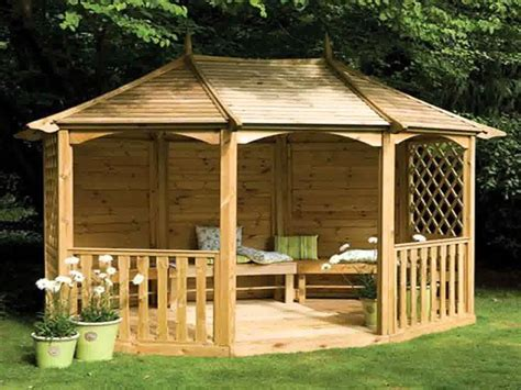 Small Patio Gazebo Small Home Garden Gazebo Ideas