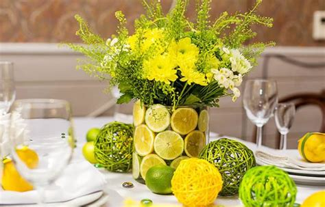 Decorating With Lemons by 30 Bright Home Decorating Ideas Bringing Yellow Color And Lemons Into Decor