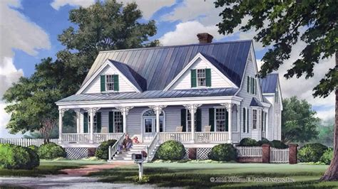 colonial style home plans 2 story colonial house plans two with small porches