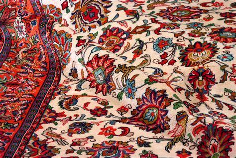 tappeto persiano saruk saruk persiano cm 245x165 tea tappeti