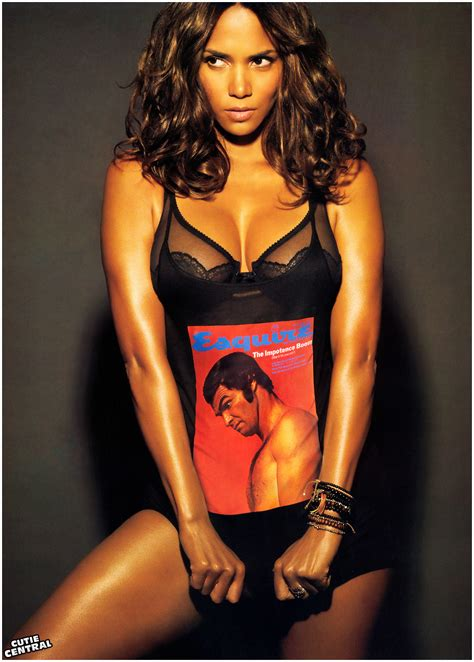 Halle Berry And Damn In Esquire Egotastic by Halle Berry S Esquire Magazine Spread 2dopeboyz