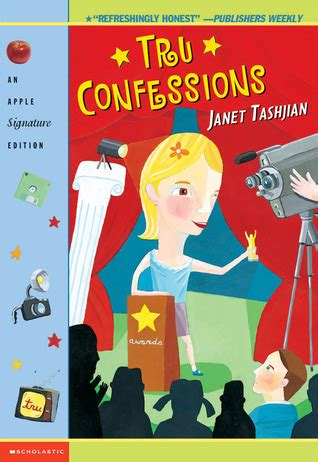 my confession books tru confessions by janet tashjian reviews discussion