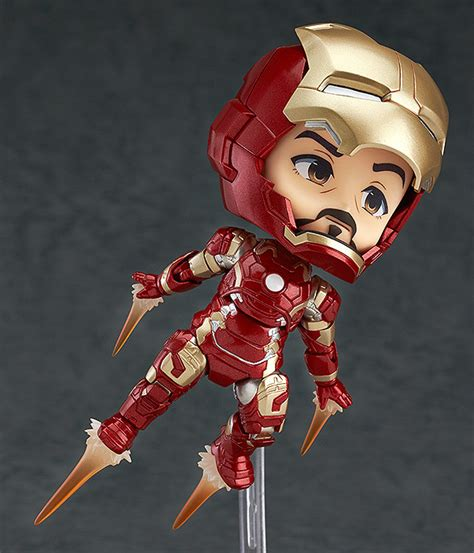 Nendoroid 543 Ironman 43 smile company age of ultron nendoroid