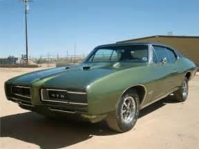 Gto Pontiac 1968 1968 Pontiac Gto 2 Door Coupe 113398