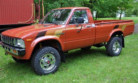 toyota truck preserved sr5 1983 toyota