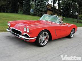 1962 chevrolet corvette related infomation specifications